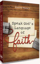 Speak God's Language Of Faith (3-DVD Album – NTSC)